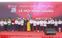 Đại học Văn Lang công bố điểm chuẩn năm 2020 từ 16–22 điểm