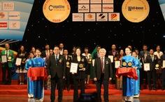 Eximbank được vinh danh 'Top 20 nhãn hiệu nổi tiếng Việt Nam năm 2020'