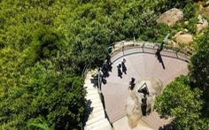 Du khách phấn khích vui Hội trăng rằm Vân Sơn tại Tây Ninh