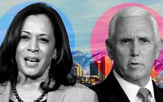 Mỹ dựng kính ngăn giữa hai ứng viên phó tổng thống tranh luận trực tiếp