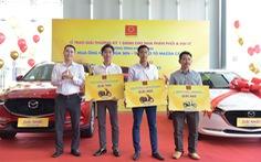 Tập đoàn Hoa Sen trao thưởng cho các nhà phân phối, đại lý trúng thưởng
