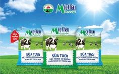 Mộc Châu Milk ra mắt sữa tươi bịch giấy mới: Trọn dinh dưỡng, thêm tiết kiệm