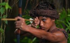 Bộ tộc 'mắt biếc' kỳ lạ ở Indonesia