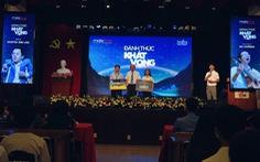 Chuỗi chương trình 'Đánh thức khát vọng' được sinh viên và học sinh TP HCM đón nhận