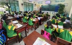 Mưa lớn, Đà Nẵng lần thứ 3 thông báo cho học sinh nghỉ học