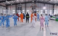 Clip nhảy cover Flashmob ấn tượng và tinh thần cùng Việt Nam chống COVID-19