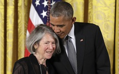 Louise Glück - Nobel văn chương 2020 - Nhà thơ của sự đổi thay và tái sinh cực đoan