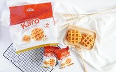 Bánh Karo trứng tươi chà bông - Món ăn nhẹ dinh dưỡng cho cả gia đình