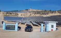 Bình Định đề nghị xem xét các dự án điện gió, điện mặt trời mà tỉnh đề xuất