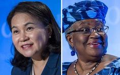 WTO sẽ có nữ giám đốc đầu tiên sau 25 năm hình thành
