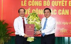 PGS.TS Lưu Văn An được bổ nhiệm quyền giám đốc Học viện Báo chí và tuyên truyền