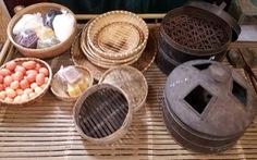 Khuôn bánh dân gian Nam bộ trở thành hiện vật bảo tàng