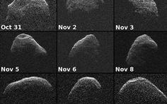 Tiểu hành tinh lớn bằng 3 sân bóng đá có thể va chạm với Trái đất