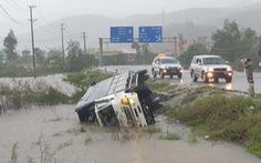 Bão số 12 đổ bộ: Cứu được dân, giảm thiệt hại