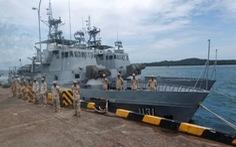 CSIS: Thêm cơ sở quân sự do Mỹ xây bị tháo dỡ ở căn cứ hải quân Campuchia