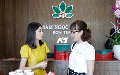 Sâm Ngọc Linh Kon Tum khai trương chi nhánh Sương Nguyệt Anh