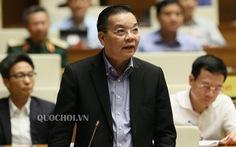 Quốc hội tiến hành miễn nhiệm chức vụ với bộ trưởng Chu Ngọc Anh