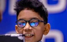 Cậu bé 6 tuổi thành lập trình viên trẻ nhất thế giới