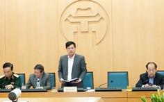 Yêu cầu trả lời thật, huyện ở Hà Nội nói chỉ 10% người dân vào chợ đeo khẩu trang