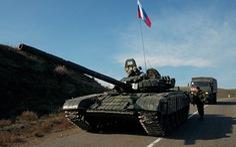 Lực lượng gìn giữ hòa bình của Nga đã tới Nagorno-Karabakh thực thi nhiệm vụ