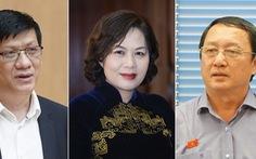 Việt Nam chính thức có nữ thống đốc Ngân hàng Nhà nước đầu tiên