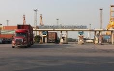 Ùn tắc ở cảng Hải Phòng giảm dần sau thu phí