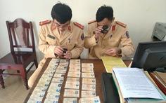 Phát hiện hơn 200 giấy phép lái xe giả tại một huyện vùng cao