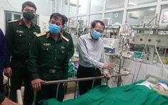 Chiến sĩ công binh 20 tuổi hi sinh khi rà phá bom mìn ở Vị Xuyên