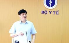 Chủ tịch nước bổ nhiệm bộ trưởng Bộ Y tế