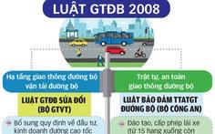 Tổng cục Đường bộ Việt Nam: Lực lượng thanh tra giao thông có 3.412 người