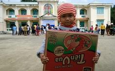 Quà cứu trợ từ Sài Gòn đến với người dân vùng biên giới Quảng Nam