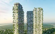 Tạp chí Mỹ viết về tòa tháp xanh cao nhất Việt Nam