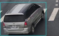 Gắn bảng 'Cứu trợ miền Trung' lên ôtô thuê để đi... trộm