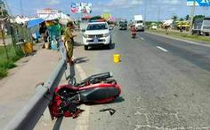Truy tìm ôtô gây tai nạn làm chết người phụ nữ mang thai rồi bỏ trốn