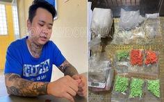 Phá vụ mua bán, giao hàng ma túy qua xe khách và Grab