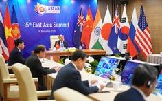 Cấp cao Đông Á kêu gọi không quân sự hóa trên biển