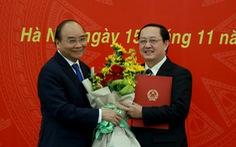 Thủ tướng trao quyết định ông Huỳnh Thành Đạt làm bộ trưởng Bộ Khoa học - công nghệ
