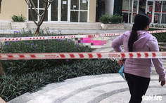 Khi nữ luật sư rơi lầu chung cư tử vong, trên bàn làm việc có gì?