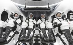 'Rồng' của SpaceX đã bay vào không gian