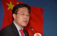 Bắc Kinh: 'Chỉ có 1 Trung Quốc trên thế giới, Mỹ đừng đi con đường sai lầm'
