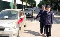 Khởi tố nhóm bảo vệ xịt sơn lên 10 ôtô vì chủ xe không gửi xe trong bãi
