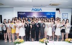 AQUA Việt Nam chào mừng thí sinh HHVN 2020  tham quan nhà máy tại Đồng Nai