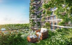 Tòa tháp xanh tại Ecopark lên báo Singapore