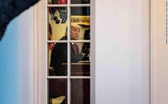 Tổng thống Trump 'thu mình' trong Nhà Trắng