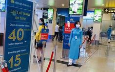 Cổ phiếu Vietnam Airlines tăng sau tin được 'giải cứu'