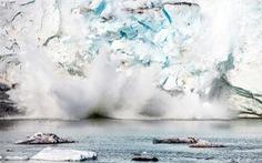Sông băng ở Greenland tan nhanh hơn dự báo, làm tăng mực nước biển