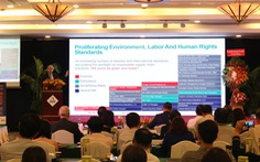 Nhiều đòi hỏi về tiêu chuẩn xanh cho nông sản Việt xuất khẩu