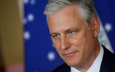 Cố vấn an ninh quốc gia Mỹ lên đường thăm Việt Nam