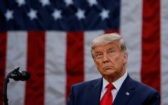 Ông Trump úp mở buổi họp báo về 'con đường chiến thắng'