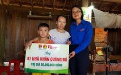 Trao tặng hơn 550 suất học bổng tại Hà Tĩnh và Quảng Bình